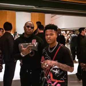 Nasty C Spotted Hanging out with Birdman