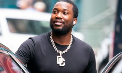 Meek Mill Shows Off New Girlfriend After Nicki Minaj Breakup