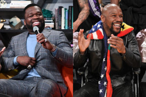50 Cent Says Flowyd Mayweather Is Going Broke And His Reason Is Even More Shocking