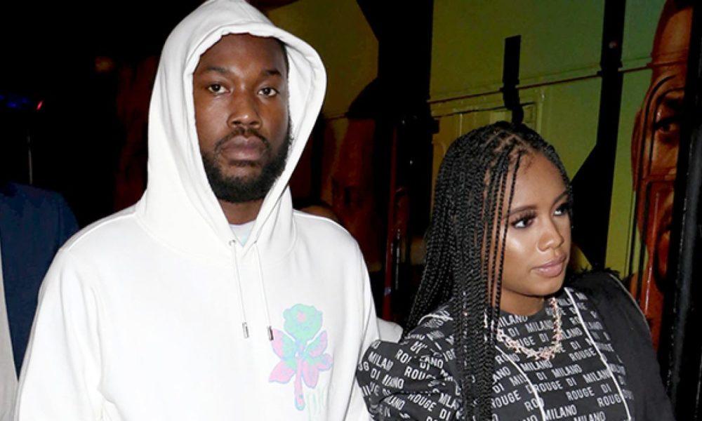 Meek Mill Shows Off New Girlfriend After Nicki Minaj Breakup