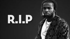 American Rapper Pop Smoke Murdered In A Robbery Attack.