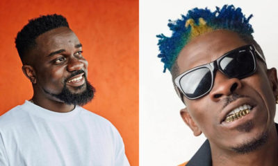 Sarkodie Finally Replies Shatta Wale's Social Media Rants (Screenshots)