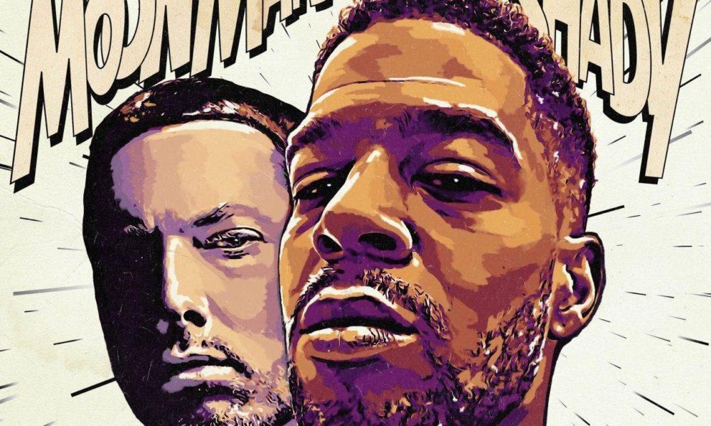 Kid Cudi&Eminem- The Adventures Of Moon Man & Slim Shady