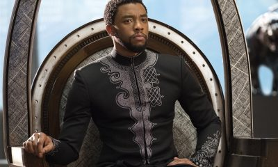 Sad News : Black Panther' Star Chadwick Boseman Reported Dead